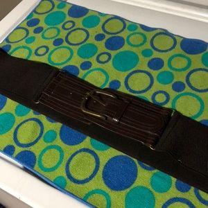 Accessories - Chocolate waist belt
